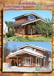 Построить дачный дом по каркасной технологии 80 м² в Крыму