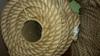 Канат джутовый для декора,  диаметр от 8 до 40 мм.